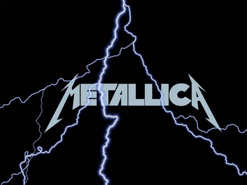 Metallica - Grupo favorito